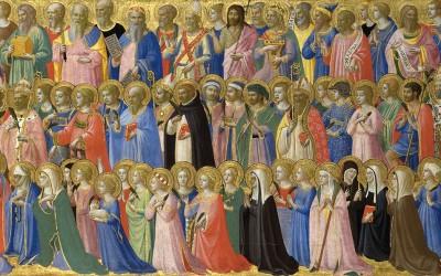 Kult mieszkańców nieba dowodem jedności Kościoła
