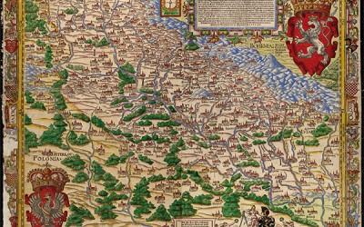 Kunszt i precyzja kartografa