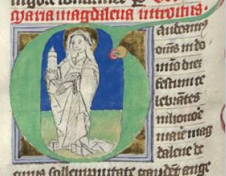 Nowe święto św. Marii Magdaleny