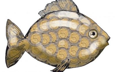 Rybak, złota rybka i… konsumpcja