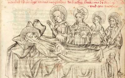 Okoliczności śmierci księżnej Jadwigi