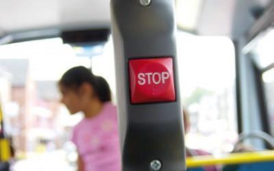 Dąsy w tramwaju