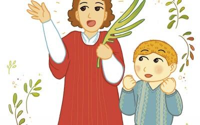 Św. Szczepan – pierwszy męczennik