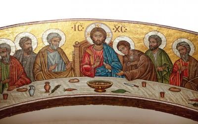 Eucharystia jako uobecnienie ofiary Chrystusa