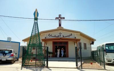 Chrześcijanie niosący pokój