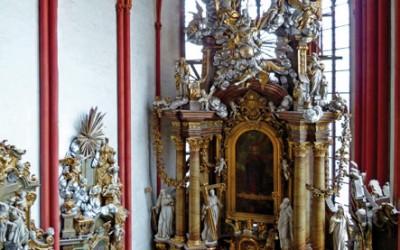 Średniowieczna bazylika trzebnicka