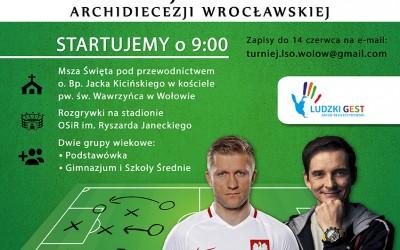 II Turniej Piłki Nożnej LSO