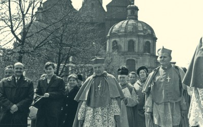 Do Wrocławia przybywał wiele razy