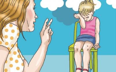 O skutecznym wydawaniu poleceń dzieciom