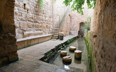Jak uchronić miasto? Tunel Ezechiasza