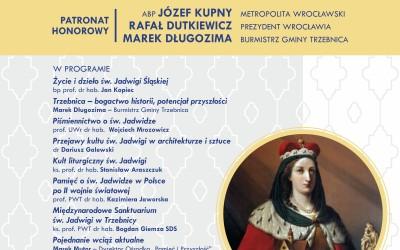 Święta Jadwiga Śląska – pamięć – dziedzictwo – inspiracja