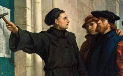 Od Reformacji do stałej reformy Kościoła