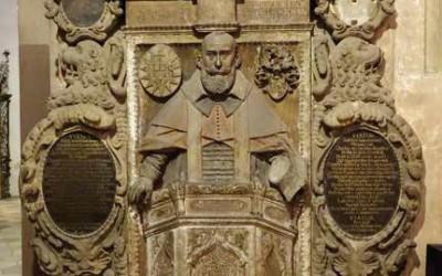 Katedra Wrocławska nekropolią biskupów i kanoników kapitulnych