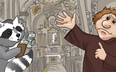 Z pamiętnika pluszowego Mnicha