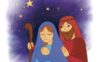 Święty Józef – ucieczka do Egiptu
