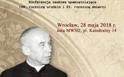Konferencja naukowa – zaproszenie
