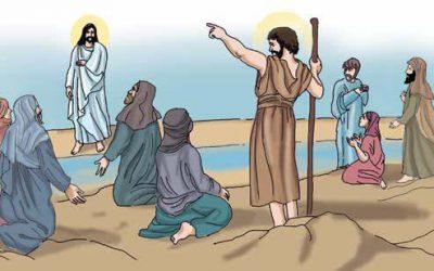 Jan Chrzciciel – świadectwo o Chrystusie