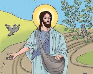 Pan Jezus – przypowieść o królestwie Bożym