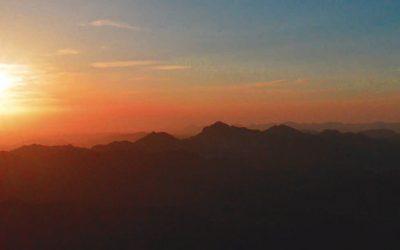 Jak Bóg ma na imię? Góra Synaj