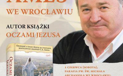 Spotkanie z Alanem Amesem we Wrocławiu