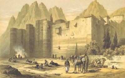 Kto odkrył najstarszą Biblię? Klasztor św. Katarzyny