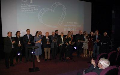 Gala 34.4 Międzynarodowego Festiwalu Filmów Niepokalanów 2019 we Wrocławiu