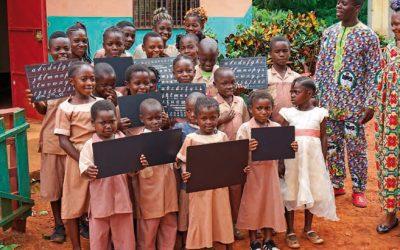 Misje Nkoum w Kamerunie