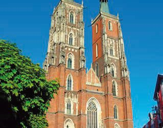 Cathedrals of Wrocław
