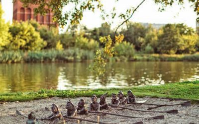 On the Trail of Wrocław's Gnomes