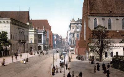 Polskie ślady na ulicach Breslau