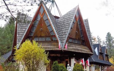 Sanktuarium Matki Bożej Dobrej Rady w Sulistrowiczkach