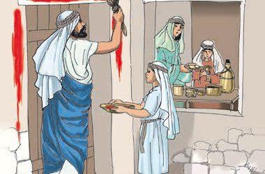 Mojżesz – święto Paschy