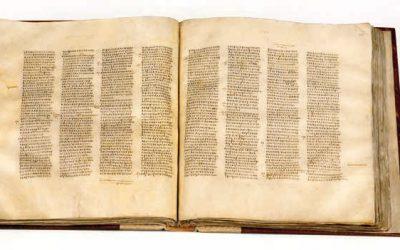 Historia książki Biblią pisana