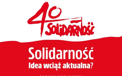 Solidarność. Idea wciąż aktualna? – debata