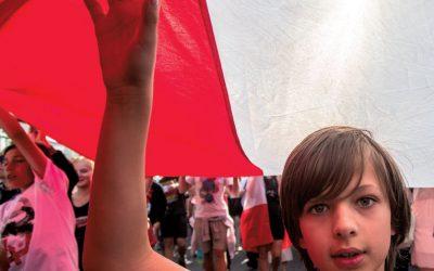 Jakiej chcę Polski? Czy się nad tym zastanawiam?