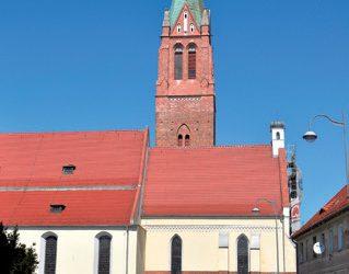 Sanktuarium NMP Matki Pocieszenia w Oławie