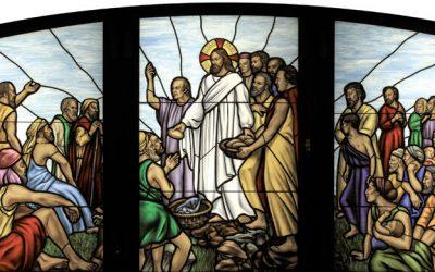 Rozmnożenia chleba zapowiedzią Eucharystii