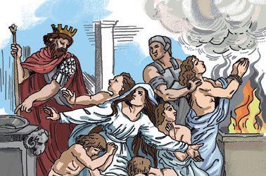 Siedmiu braci Machabeuszy i ich matka