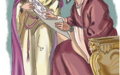 Król Dawid a budowa świątyni