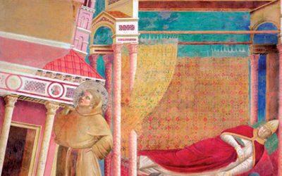 Św. Franciszek – fenomen średniowiecza i inspiracja współczesności