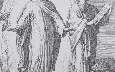 Jezus jako nowy Mojżesz, cz. 1