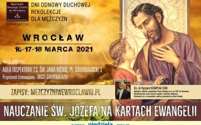 """""""Nauczanie Św. Józefa na kartach Ewangelii"""""""
