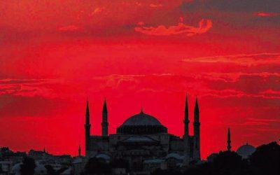 Hagia Sophia, czyli Mądrość Boża