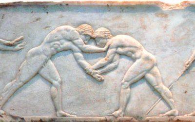 Antyczny sport po żydowsku