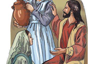 Marta i Maria, siostry Łazarza – spotkanie z Jezusem