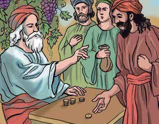 Robotnicy w winnicy – przypowieść Jezusa